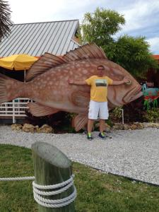 Rob's Big Fish Florida Vaca 2014